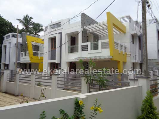 Independent New Villas for sale Thirumala Junction Trivandrum Kerala
