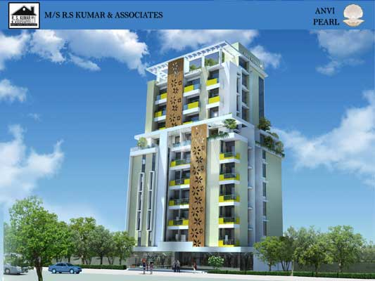 New Apartment for sale near General Hospital Junction Pattoor Trivandrum Kerala