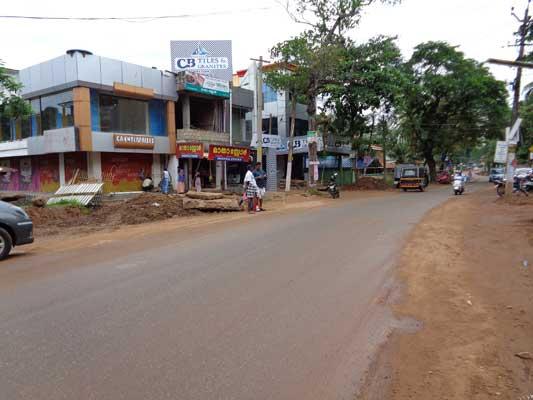 shopping complex sale at palode thiruvananthapuram palode real estate