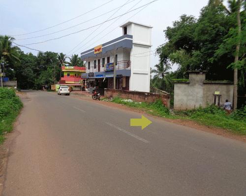 Land plots in Korani near Attingal Trivandrum Kerala