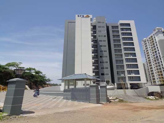 New Apartment  near Infosys Technopark Trivandrum Kerala