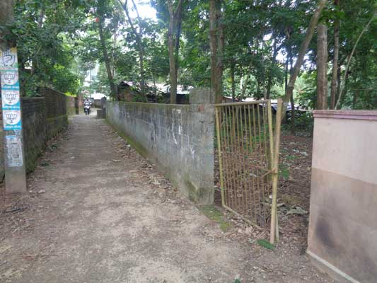kerala real estate trivandrum Pravachambalam Naruvamoodu land  for sale