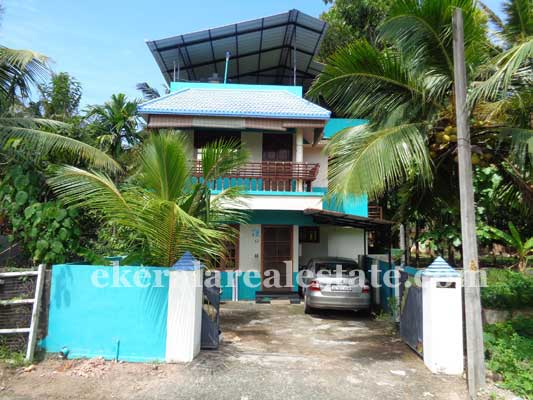 Double storied used House in Karumam near Kaimanam Trivandrum Kerala