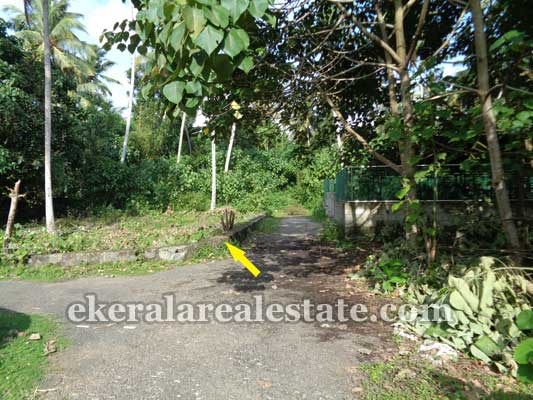 Residential and commercial land near Konchiravila at Manacaud Trivandrum Kerala