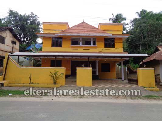 real estate trivandrum Vattiyoorkavu land and double storied house sale in Kachani trivandrum kerala