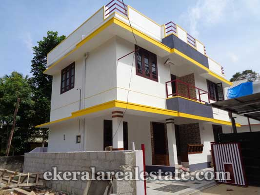kerala real estate properties Vattiyoorkavu residential House villa sale in Kodunganoor