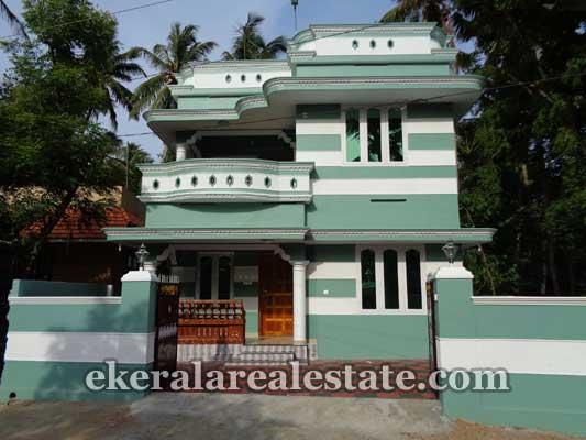 kerala real estate properties vellayani residential New house sale in kakkamoola