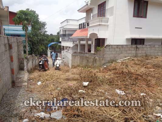 kerala real estate properties Thirumala Tar road frontage land sale in Valiyavila