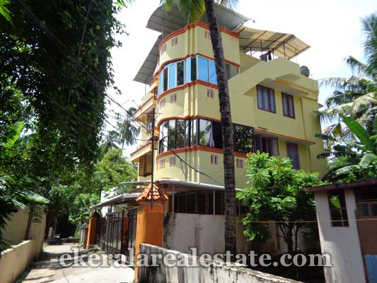 Three storied apartment for sale near Palayam PMG Trivandrum Real Estate