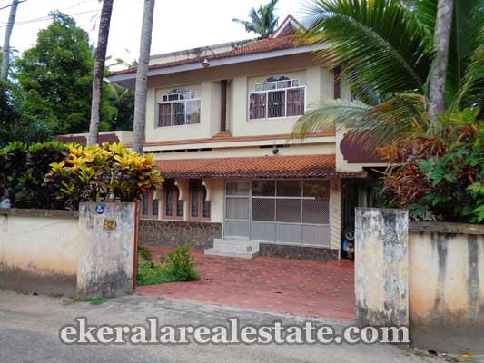 properties sale Attingal Tar Road frontage 5 Bedrooms House for sale