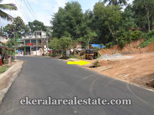 properties sale Peyad Thachottukavu Bus route frontage land for sale