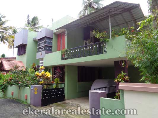 properties sale Poojappura used 3 Bedrooms House for sale