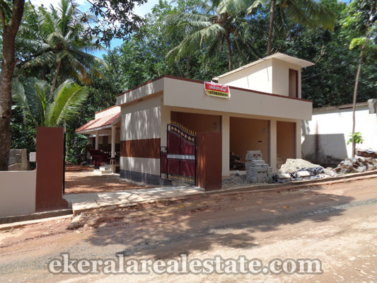 trivandrum Ooruttambalam house with 2 shops sale in kerala real estate