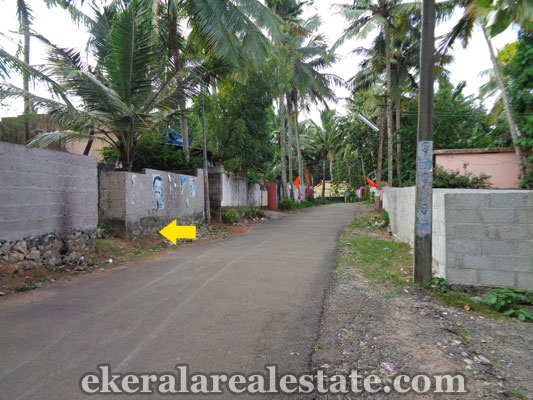 residential plots and land for sale at Kudappanakunnu trivandrum properties