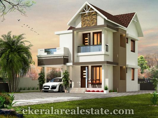 Thiruvallam Real estate Vandithadam Properties Villa in Vandithadam Thiruvallam Trivandrum