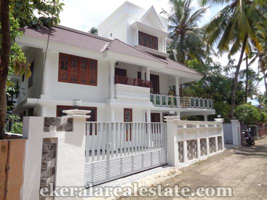 Posh House  for sale at Edapazhanji Vazhuthacaud trivandrum kerala real estate