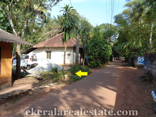 land for sale at  Chenkottukonam Sreekaryam trivandrum kerala real estate properties