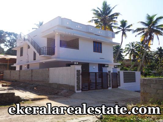 Ulloor Prashanth Nagar Trivandrum newly built villas sale kerala real estate properties trivandrum