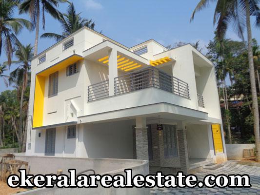 kerala real estate trivandrum pangappara sreekaryam newly built houses sale at pangappara sreekaryam trivandrum kerala