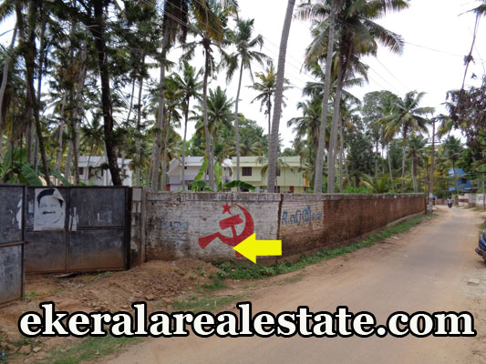 Residential house plot for sale at Kundamankadavu Thirumala Trivandrum real estate trivandrum Kundamankadavu Thirumala Trivandrum properties kerala