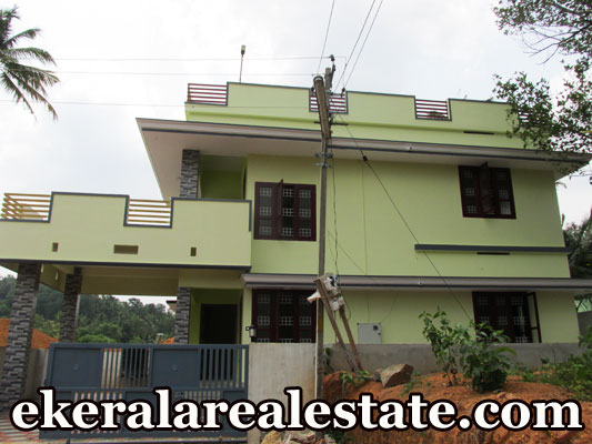 2 storied house for sale at Njandoorkonam Sreekaryam trivandrum real estate kerala properties Njandoorkonam Sreekariyam house for sale