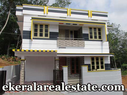 1380 sq.ft 3 bedroom house for sale at Peyad Skyline Villa Trivandrum Kerala real estate trivnadrum Peyad Skyline Villa