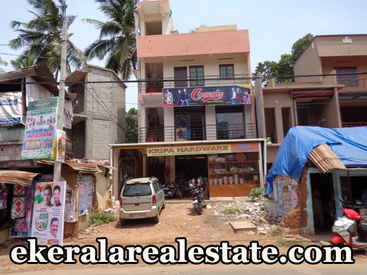 900 sq.ft commercial building sale at Kunnapuzha Tirumala Trivandrum real estate properties trivandrum kerala properties