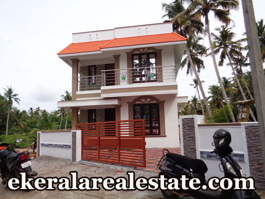 4 Cents 1800 sq.ft House Sale at Ulloor Near Prasanth Nagar Kerala Real Estate Properties Ulloor Trivandrum