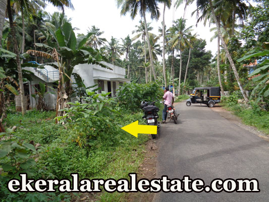 house plot for sale at Powdikonam Sreekariyam Trivandrum real estate kerala trivandrum Powdikonam Sreekariyam Trivandrum