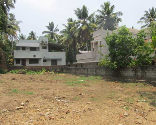 house plot for sale at Nalanchira Mar Ivanios College Trivandrum real estate kerala trivandrum Nalanchira Mar Ivanios College Trivandrum