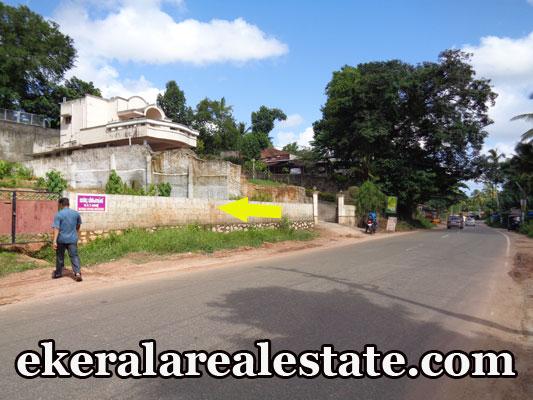 Mainroad frontage Land Sale at Pathamkallu Nedumangad Trivandrum Nedumangad Real Estate Properties