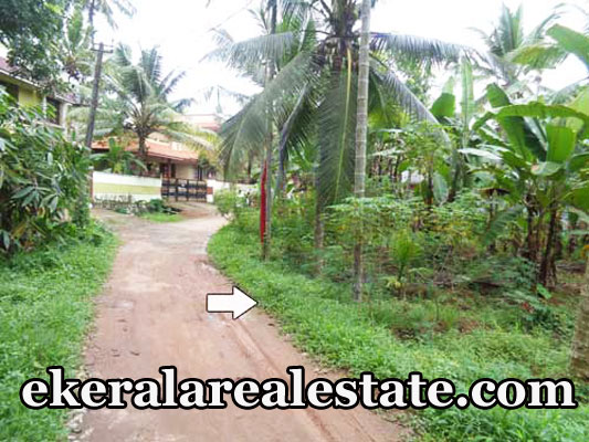 Tar road frontage residential land plot for sale at Enikkara Peroorkada Trivandrum Peroorkada real estate kerala trivandrum