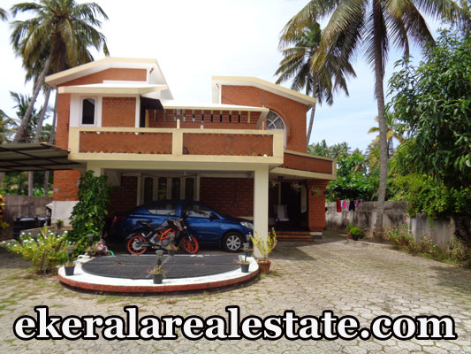 3500 Sq Ft  4 bhk House Sale at Kamaleswaram Manacaud Trivandrum Kamaleswaram Real Estate Properties