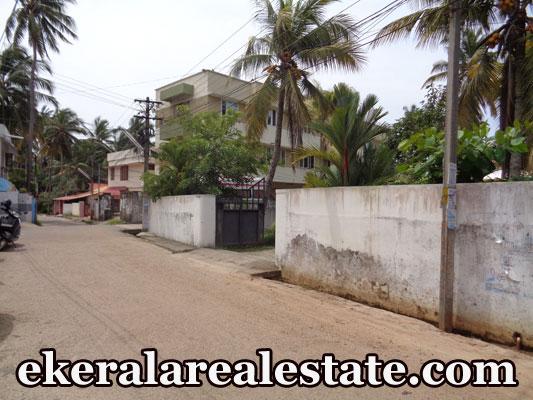 7 cent  Residential Land Plots Sale at Kamaleswaram Manacaud Trivandrum Kamaleswaram Real Estate Properties