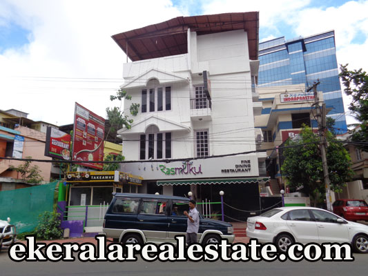 2100 sq.ft commercial building for sale at Murinjapalam near GG Hospital Medical College Trivandrum real estate kerala trivandrum