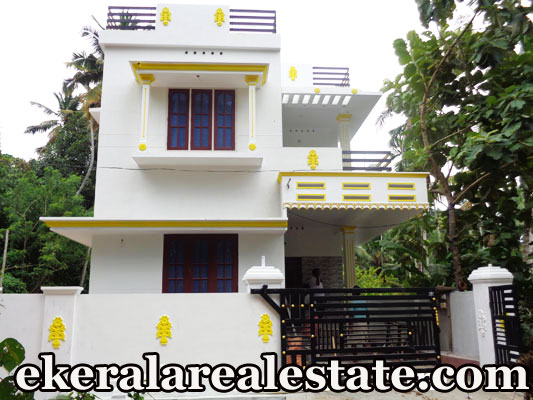 4 bhk New House Sale at Poojappura Mudavanmugal Near St Mary's School Trivandrum Kerala