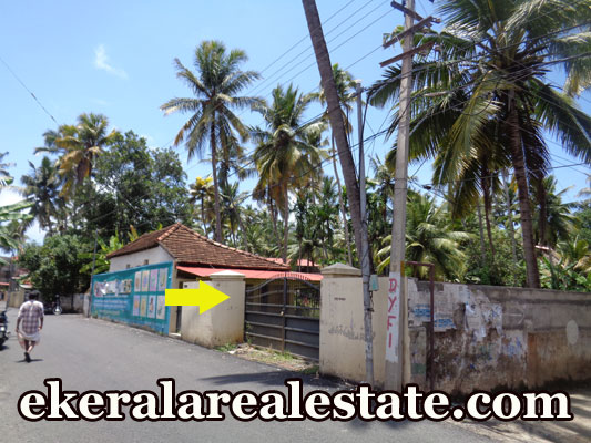 Residential Land Sale at Manacaud Mukkolakkal MLA Road Manacaud Real Estate Properties trivandrum