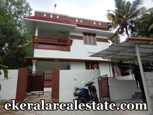 4.5 Cents 1700 Sqft 4 Bhk House Sale at Puliyarakonam Vattiyoorkavu Trivandrum  kerala