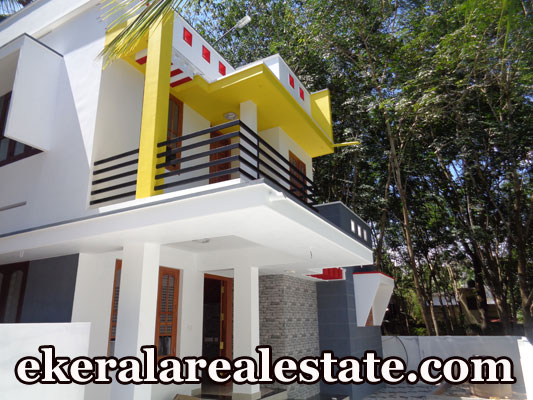 4 cent land and 1500 Sq.ft house for sale at Puliyarakonam Vattiyoorkavu real estate kerala