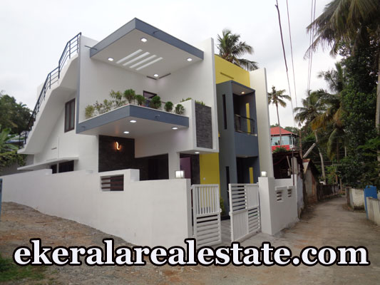 58 lakhs 4 bhk house for sale at Kundamankadavu Thirumala Trivandrum real estate kerala properties sale