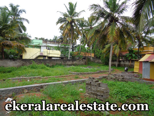 immediate sale house land plot sale at Thittamangalam Vattiyoorkavu Trivandrum real estate kerala