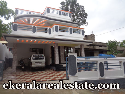 new house for sale at Powdikonam Sreekariyam real estate kerala properties sale