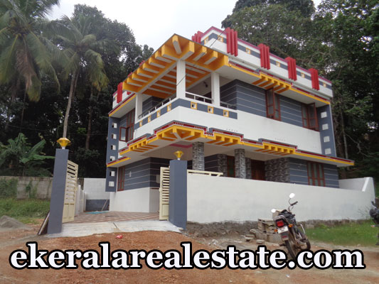 62 lakhs 4 bhk house for sale at Thachottukavu Peyad Trivandrum real estate kerala trivandrum