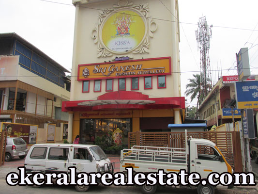 20 cent land and commercial building for sale at Aryasala Chalai Trivandrum real estate trivandrum kerala