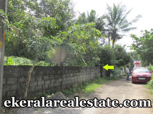 lorry access house plot for sale at Surya Nagar Mannanthala Trivandrum real estate kerala