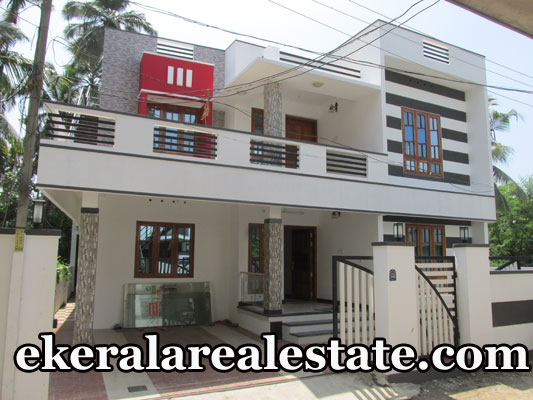 5 bhk house for sale at Paravankunnu Manacaud Trivandrum real estate properties sale
