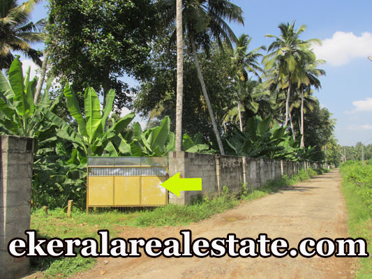 house plot for sale at Pappanamcode Trivandrum real estate kerala trivandrum land sale