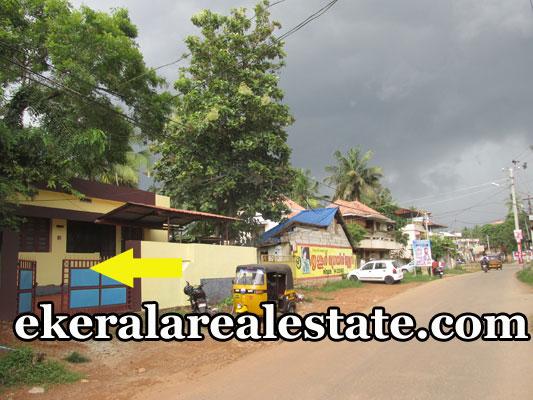 1100 sq.ft main road frontage house for sale at Jayanagar Thirumala Trivandrum real estate kerala
