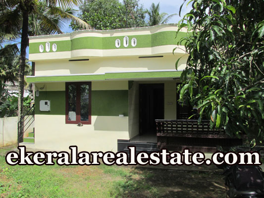 20 lakhs 2 bhk house for sale at Pottayil Malayam Thirumala Trivandrum real estate kerala