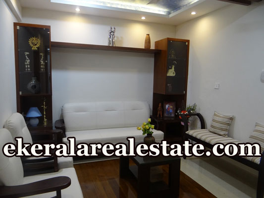 urgent sale furnished flat for sale at Pettah Anayara Trivandrum real estate kerala trivandrum